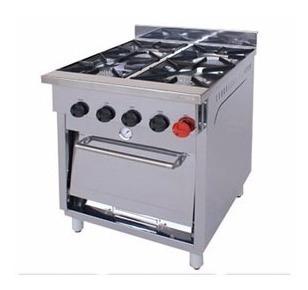 cocina 4 platos/ 1 horno, bozzo, gastronomia, oferta