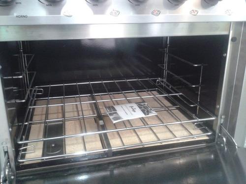 cocina 6 horn. 90 x 60 x 87 rej. fund. pta vid fornax tavola