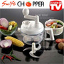 Chef Dini Swift Chopper Procesador Alimentos Manual Original