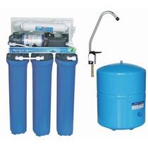 Purificador Filtro De Agua Con Ósmosis Inversa 5 Etapas.