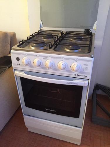 cocina a gas 4 hornillas