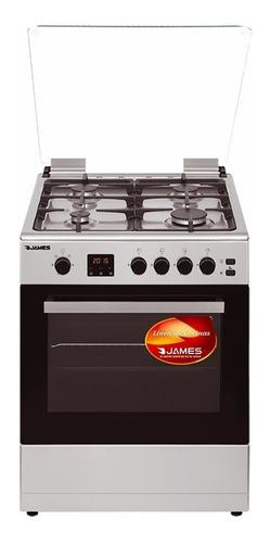cocina a gas inox james 4 horn enc electr grill c26atks