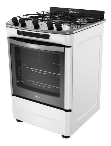 cocina a gas whirlpool 60 cm wf160xb