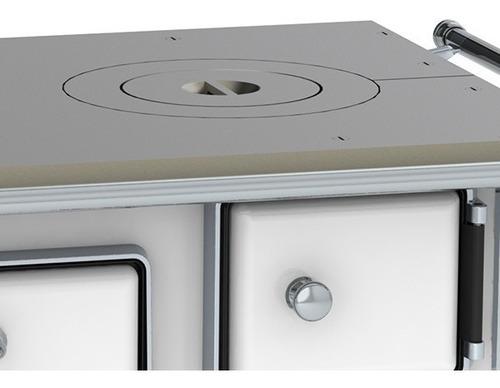 cocina a leña 2 hornalla n° 1 - laser tv