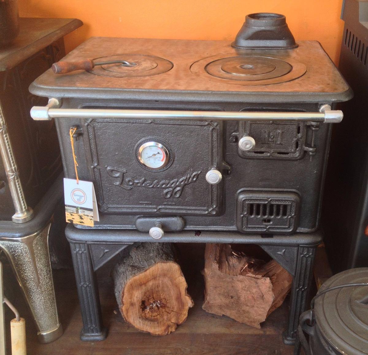 Genial cocina de hierro fundido im genes cocinas y - Fotos de cocinas de lena antiguas ...