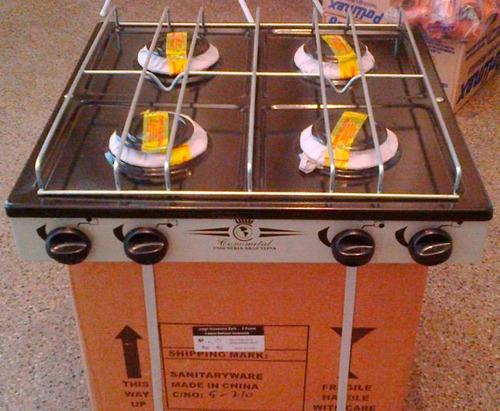 cocina anafe cuatro hornallas gas natural envasado oferta!!!