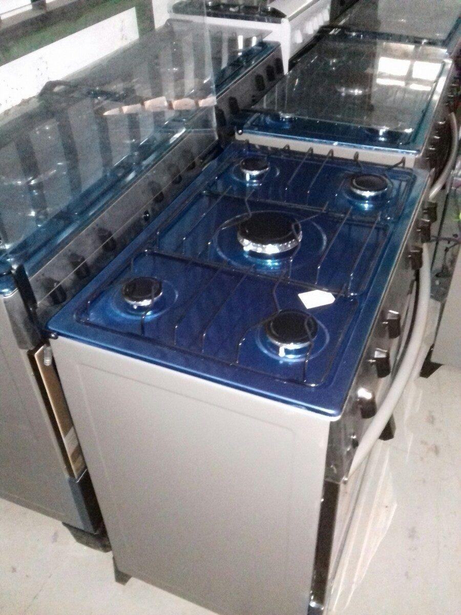 Cocina Atlas Modelo Monaco Inox 5h Nueva Somos Tienda Leer D Bs