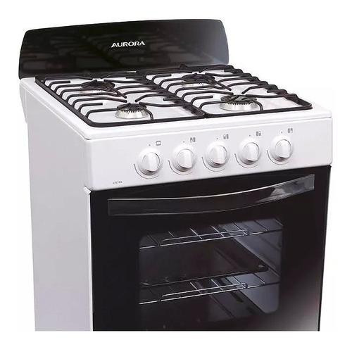 cocina aurora 56 cm. autolimpiante