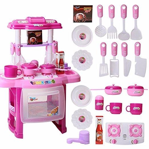 Cocina Autolover Kids Papel Cocina Juguete Para Nia 280900 en