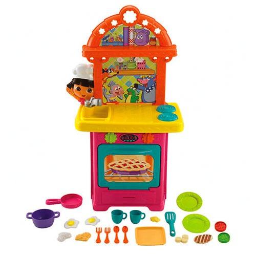 Cocina aventura de dora la exploradora en mercado libre - Dora la exploradora cocina ...