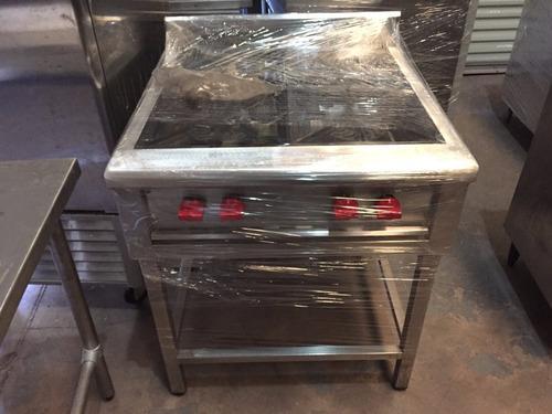 cocina biggi de 4 quemadores a gas licuado reciclada cg-4