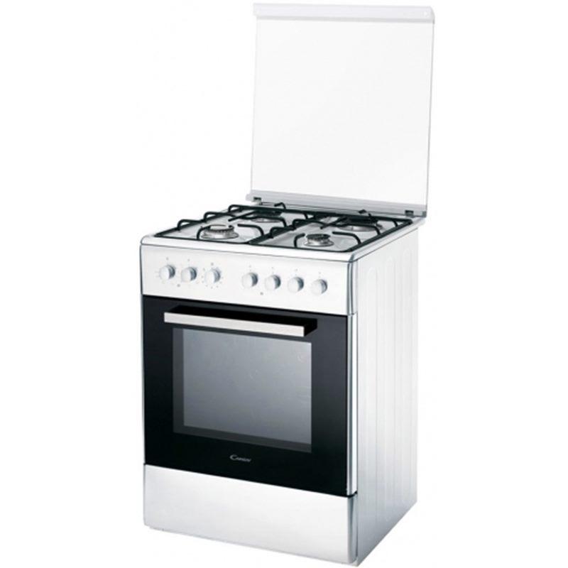 Cocina candy ccg6503pw blanco multi ahorro hogar 21 for Ofertas cocinas a gas