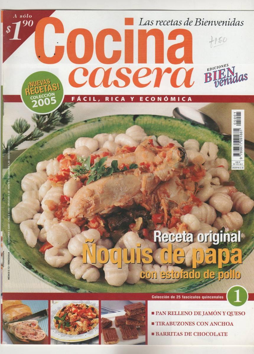 Cocina Casera Las Recetas De Bienvenida. Cargando Zoom.