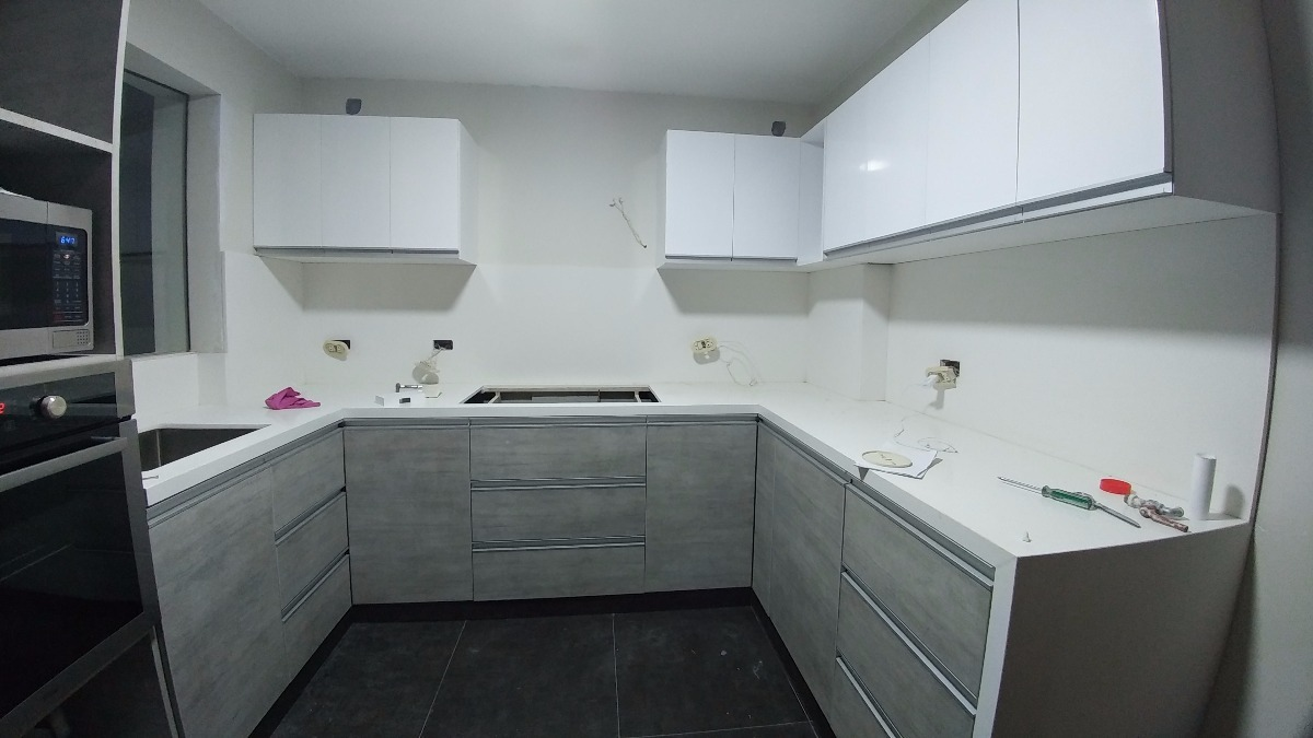 Cocina & Closet En Melamine,poliuretano Diseño 3d - S/ 950,00 en ...