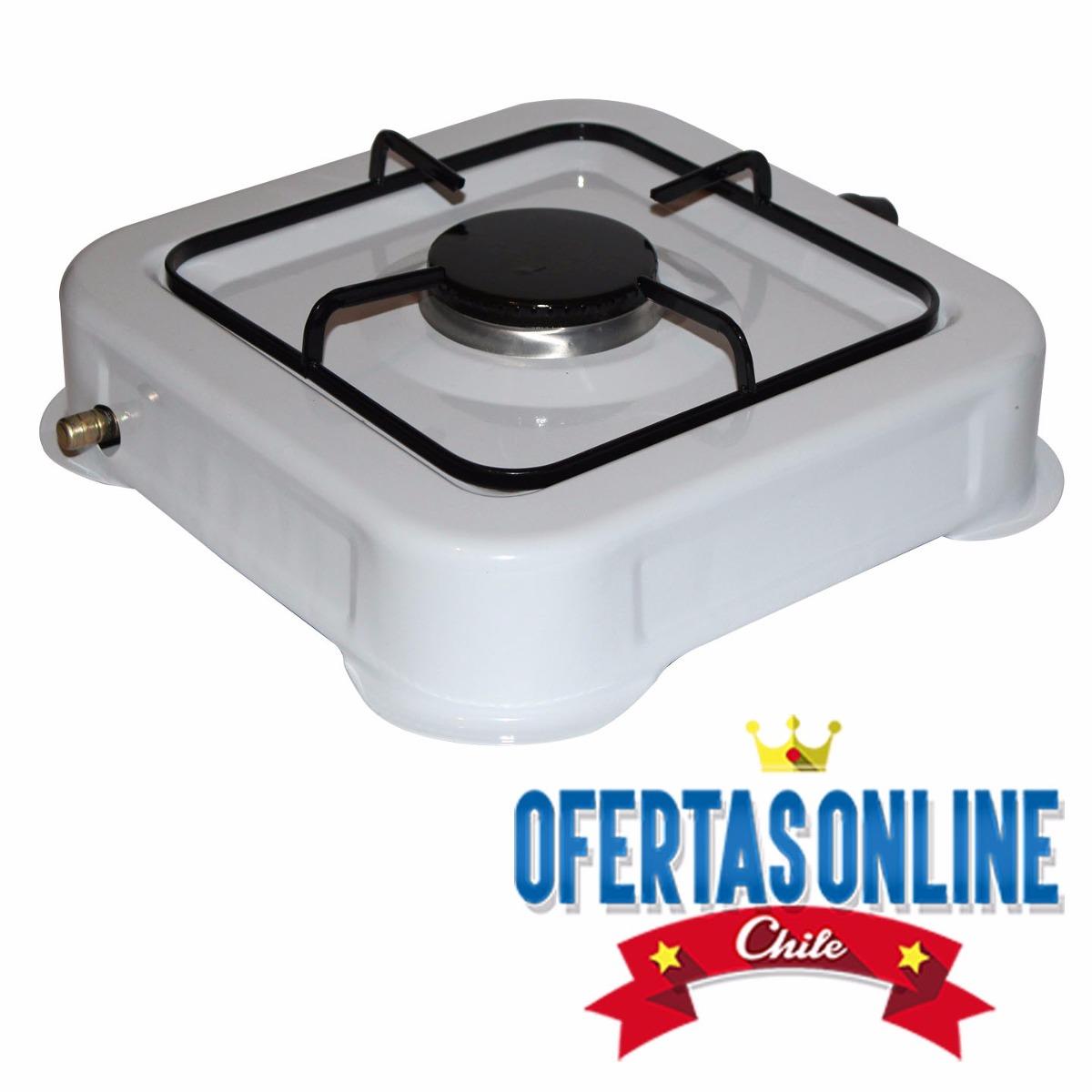 Cocina cocinilla encimera a gas licuado 1 quemador ofc Cocinilla a gas 1 plato