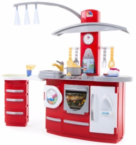 Cocina cocinita electronica juguete infantil molto - Cocina de juguete ...