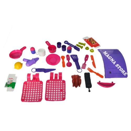 cocina cocinita infantil juego nenas accesorios new plast