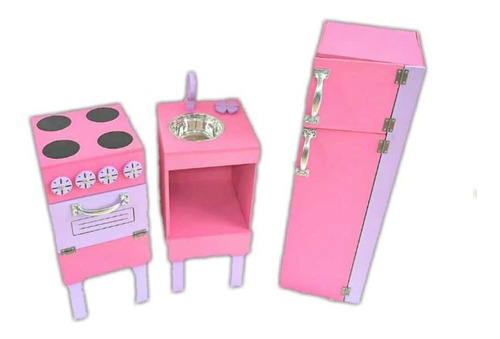 cocina cocinita juego kit set heladera infantil juguete