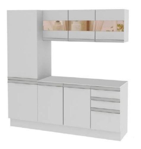 cocina compacta torre aéreo mueble modular costa home