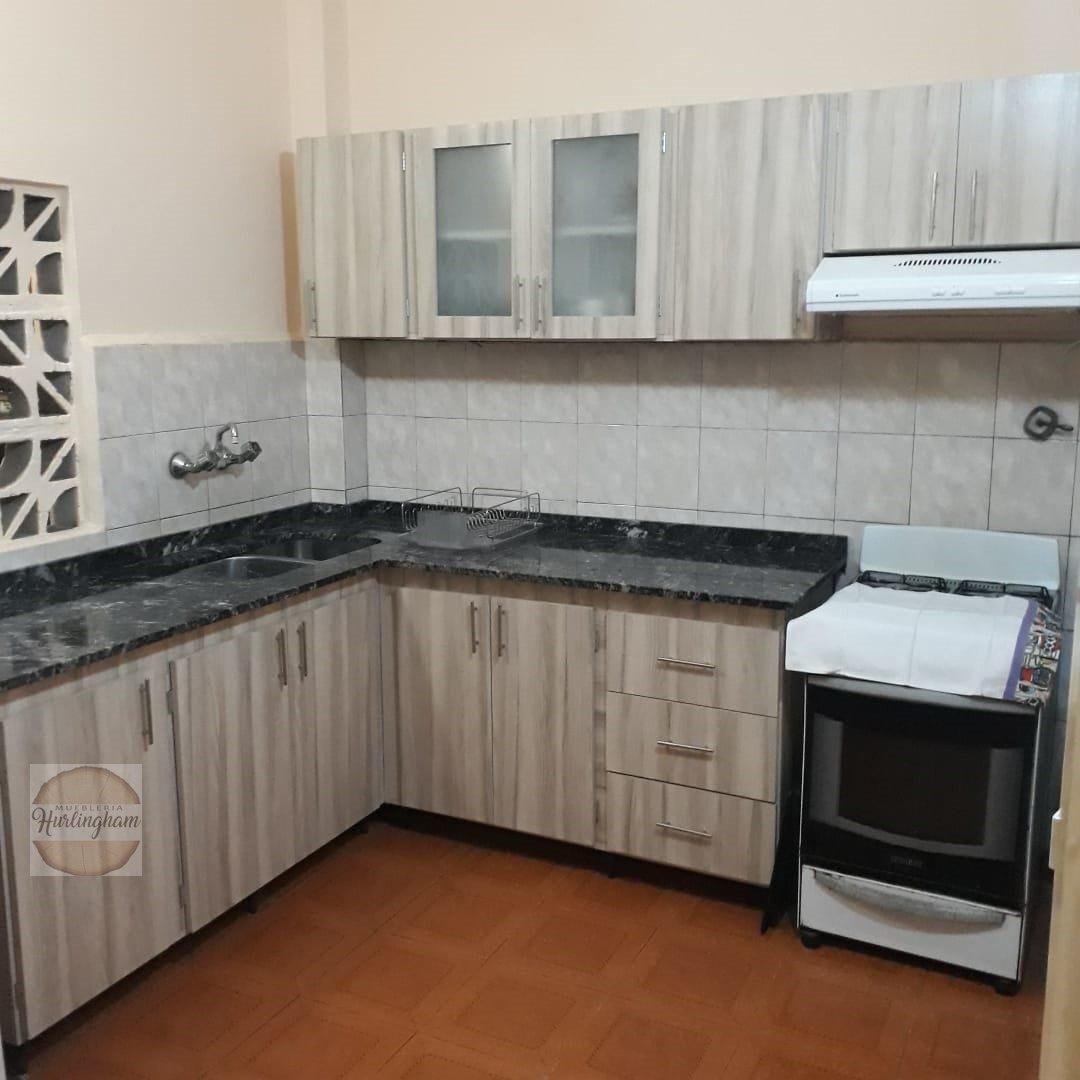 Muebles De Cocina Completos, En Melamina Orinocco 18 Mm - $ 5.499,00 ...