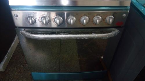 cocina condesa 6  hornillas tienda física