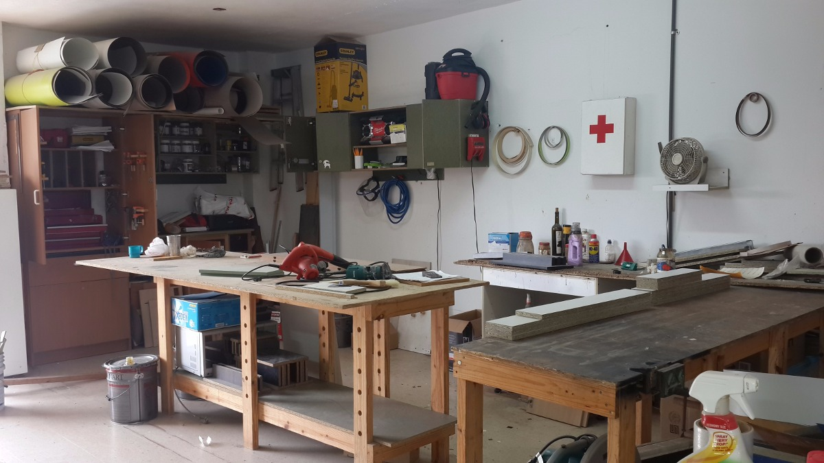 Cocina de 2 metros lineales con granito u s 1 en for Cocinas lineales de cuatro metros