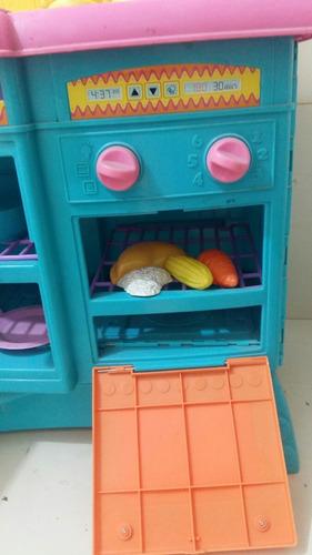 Cocina de dora la exploradora en mercado libre - Dora la exploradora cocina ...