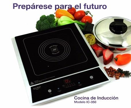 Cocina de induccion rena ware