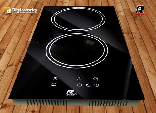 cocina de induccion robrom 2 quemadores incluido iva