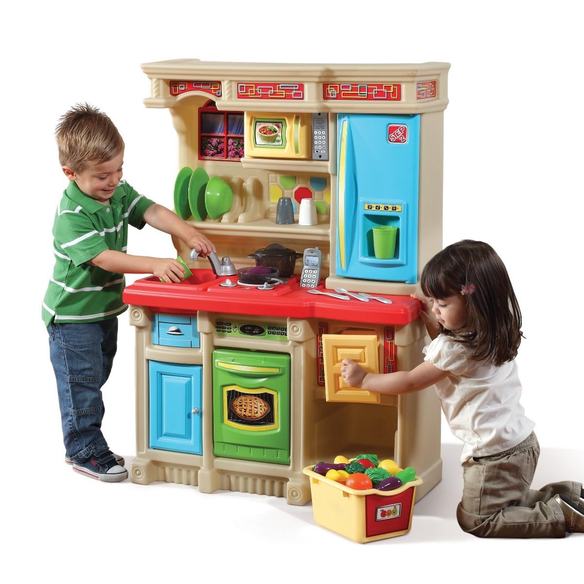 Cocina de juguete cocinita ni os juego infantil ni o for Cocina de juguete