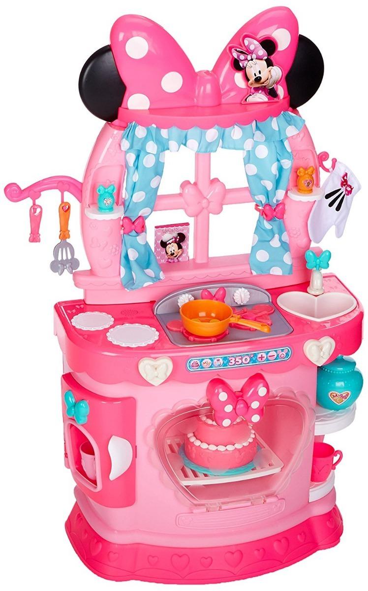 Cocina De Juguete De Minnie Mouse Original Bs 165 00 En Mercado