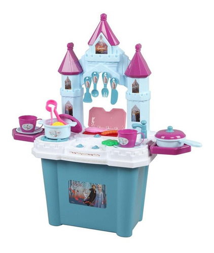 cocina de juguete frozen