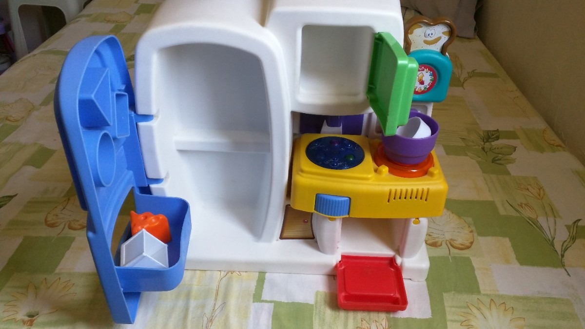Cocina de juguete little tikes bs en mercado libre for Cocina de juguete step 2
