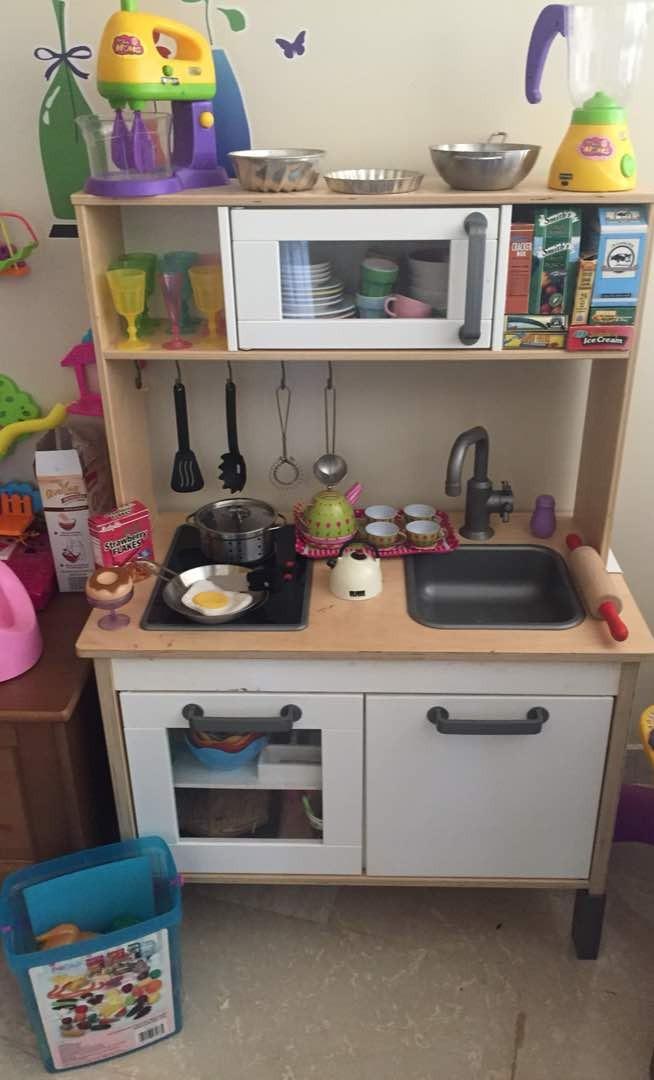 cocina de juguete original ikea con accesorios bs 3 00 On accesorios de cocina ikea