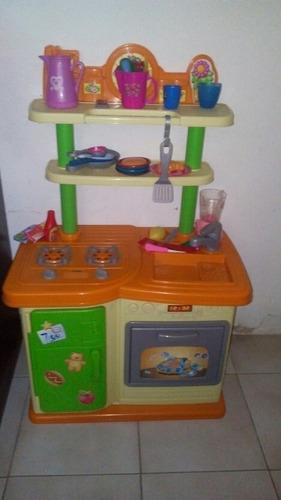 cocina de juguete para niñas