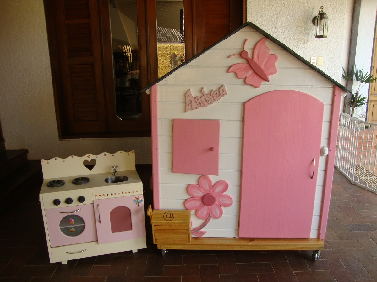 Cocina de juguete para ni os en madera bs en - Cocinas de madera ninos ...
