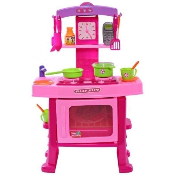 Cocina de juguetes para ni as regalo de navidad bs en mercado libre - Cocina de juguete step 2 ...