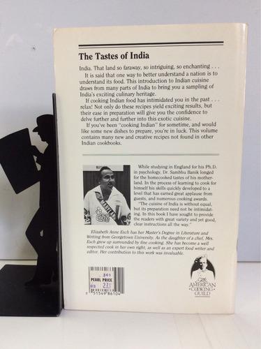 cocina de la india, sambhu banik, en inglés