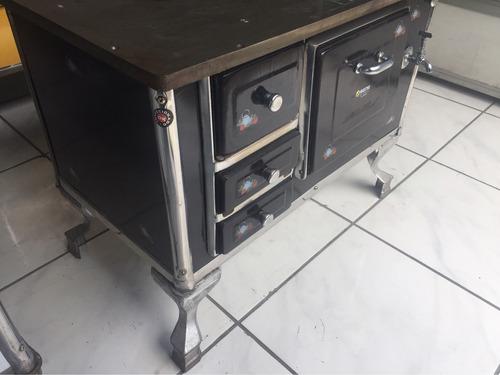 cocina de leña maestro brasileña de lujo con garantia oferta