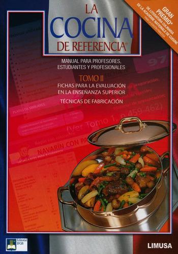 cocina de referencia tomo 2 - michel maincent / limusa