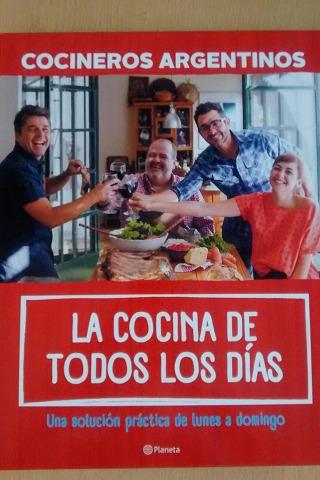 cocina de todos los dias cocineros argentinos