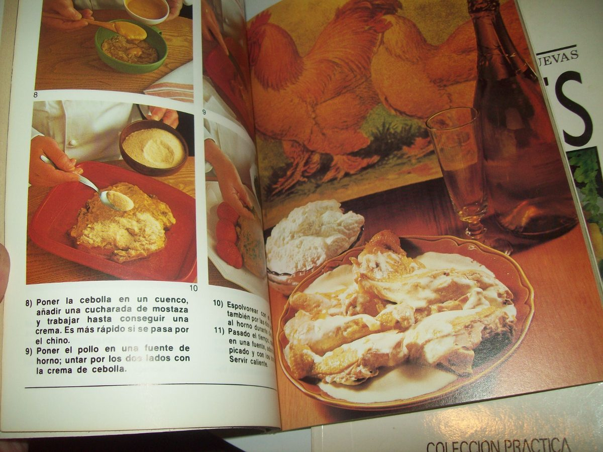 Recetas De Cocina Diarias   Cocina Diaria 6 Libros Sarpe 200 Recetas Pescados Pollo Mas