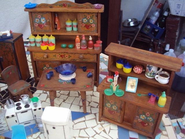 cocinas y baños únicos Cocina Dormitoriobao Juguetes Decada Del 50 Unicoslote 690000