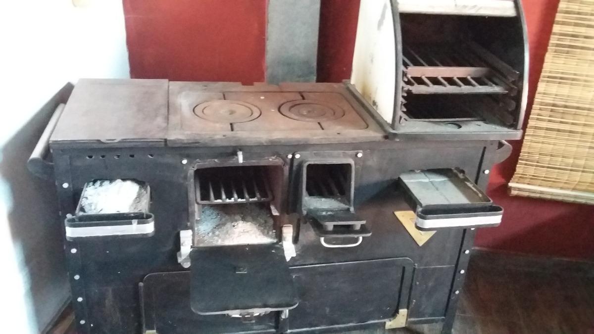Genial cocinas economicas de le a de segunda mano fotos - Fotos de cocinas de lena antiguas ...