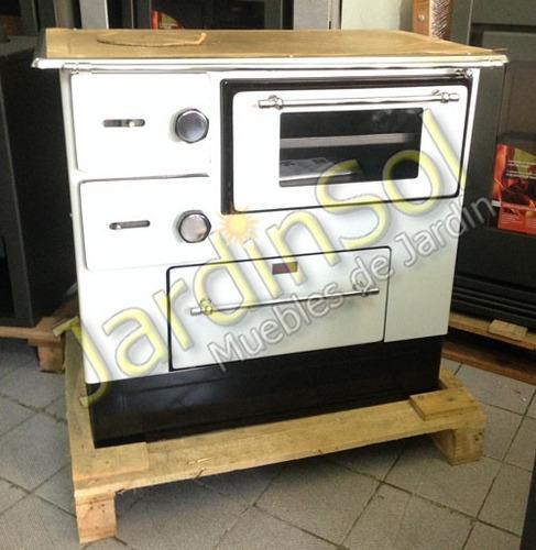cocina economica efel sp 900 superior a leña