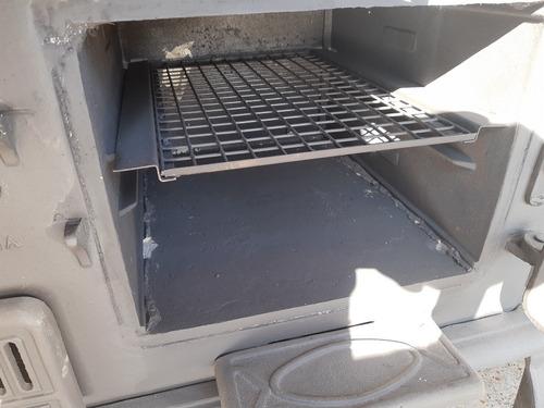 cocina económica fil fer - fundición de hierro