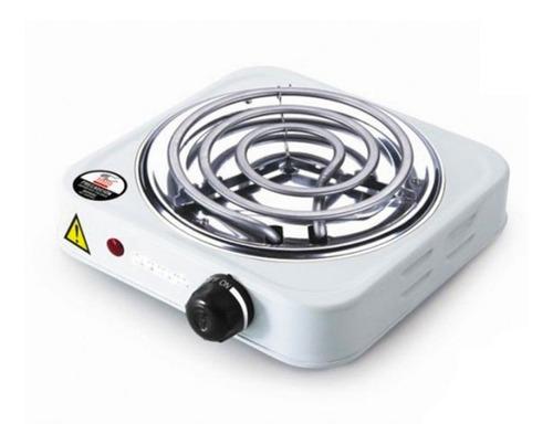 cocina electrica 1 hornilla blanco br612