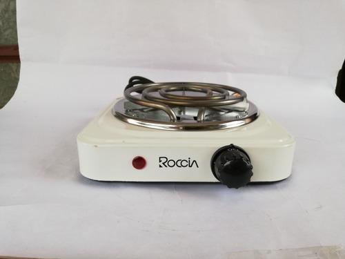 cocina electrica 1 hornilla roccia