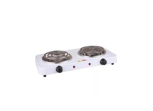 Cocina Electrica 2 Hornillas 110v Nueva Hot Plate Tienda