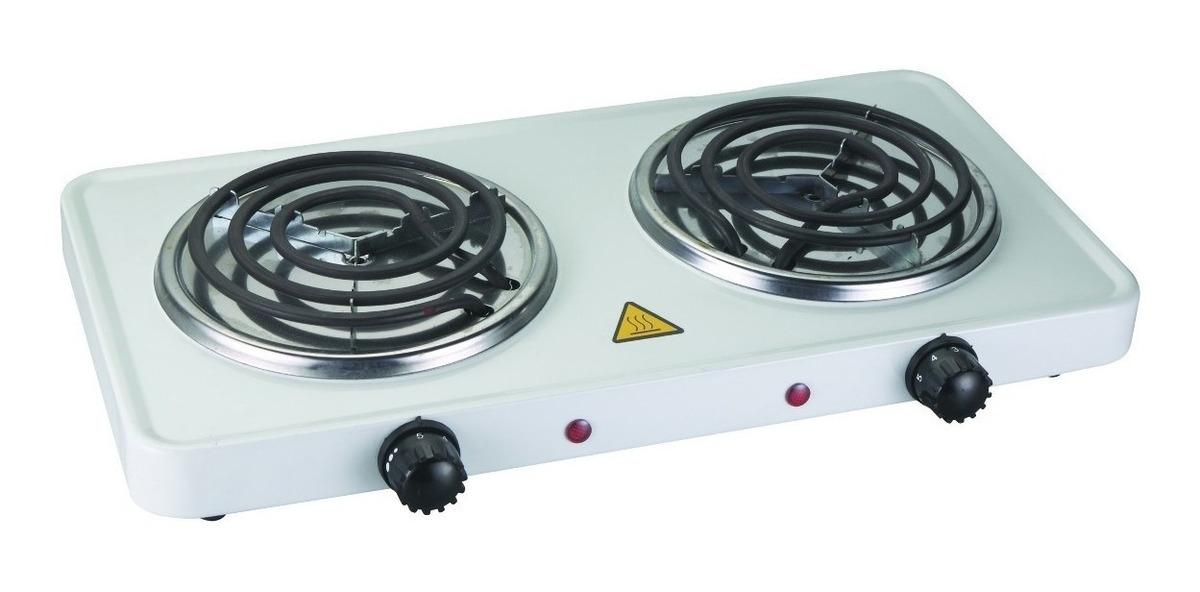 Cocina Electrica 2 Hornillas 110v Nueva Hot Plate Tienda Bs